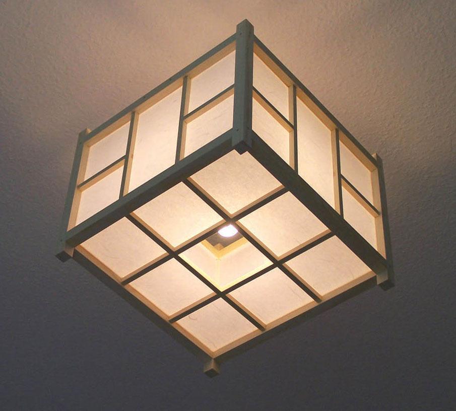Japanlampe