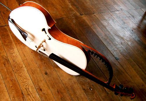 Sympathetic harp violin and cello1