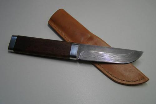 Knife Suminagashi 1