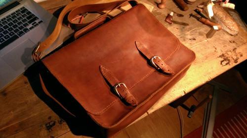 Tasche aus Rindsleder1
