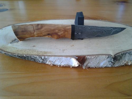 Verschiedene Messer1