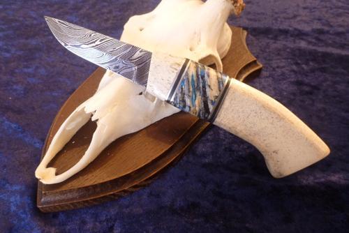 Jagdmesser im nordischen Stil